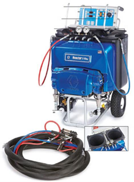 reactor E10 hp